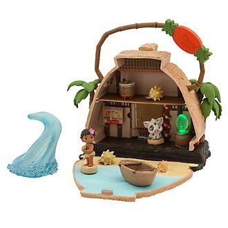 Set da gioco collezione Disney Animators Littles Oceania Disney Store