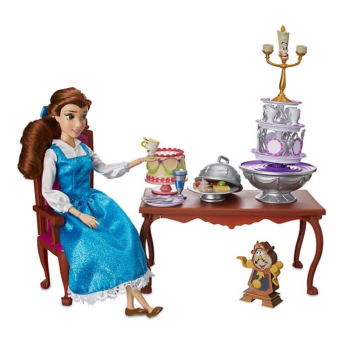 Set de juego festín Bella, La Bella y la Bestia, Disney Store