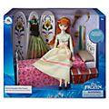Set de juego día coronación Anna, Frozen: El Reino de Hielo, Disney Store