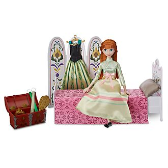 Disney Store Anna Coronation Day Playset, Frozen