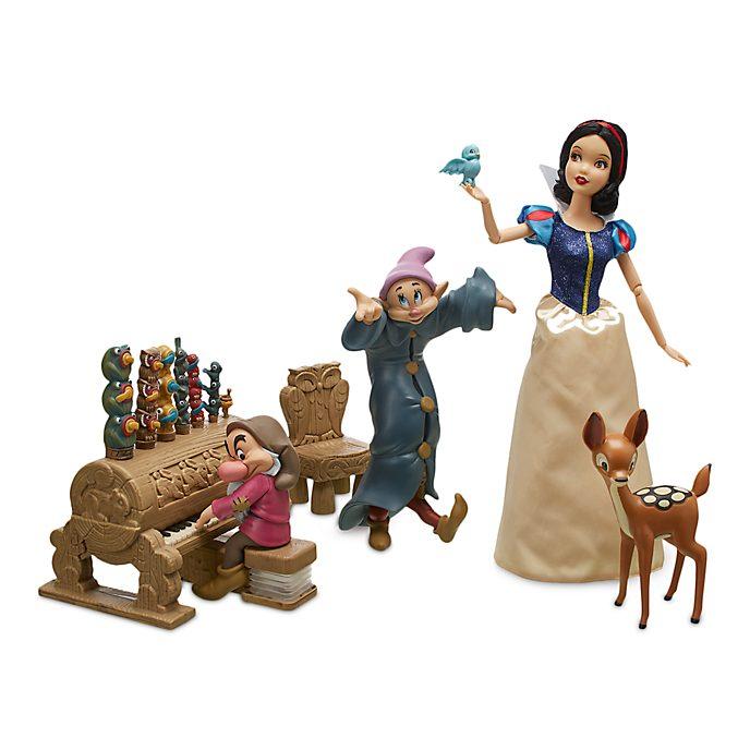 Disney Store Coffret de jeu Dance Party, Blanche Neige