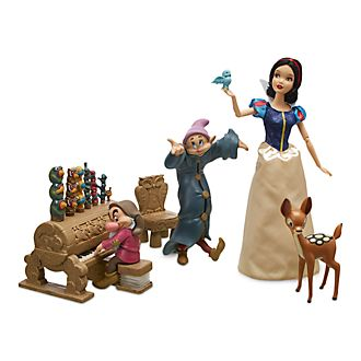 Disney Store Snow White Dance Party Playset