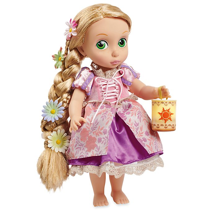 Disney Store - Disney Animators Collection - Rapunzel - Puppe in Sonderedition