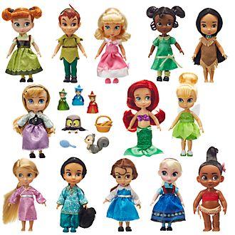 Set di 13 bambole collezione Disney Animators, Disney Store