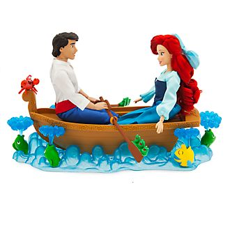 Disney Store Ariel Deluxe Playset