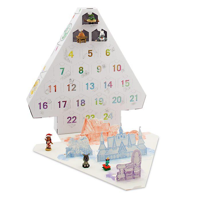 Calendario adviento colección Disney Animators, Disney Store