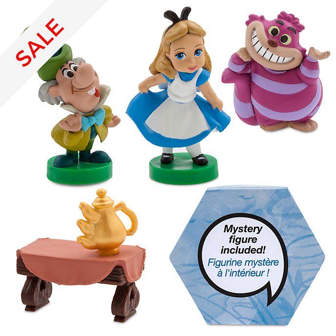 Disney Store Disney Animators' Collection Littles Alice in Wonderland Playset