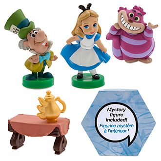 Disney Store - Alice im Wunderland Spielset - Disney Animators' Collection Littles