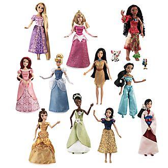 Muñecas princesas Disney, Disney Store (11u.)