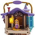 Disney Store Disney Animators' Littles Rapunzel Playset, Tangled