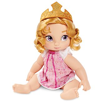 Disney Store Aurora Baby Doll, Disney Animators' Collection