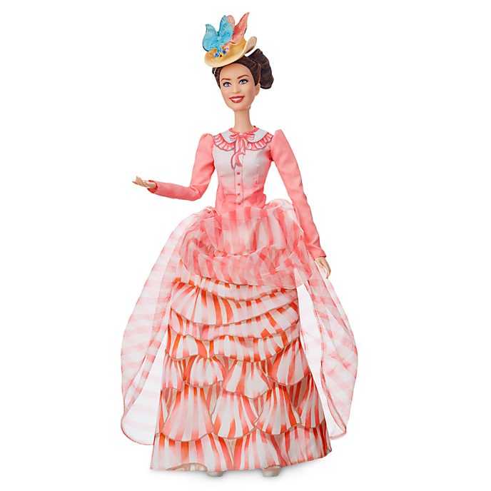 Disney Store Mary Poppins Returns Barbie Doll