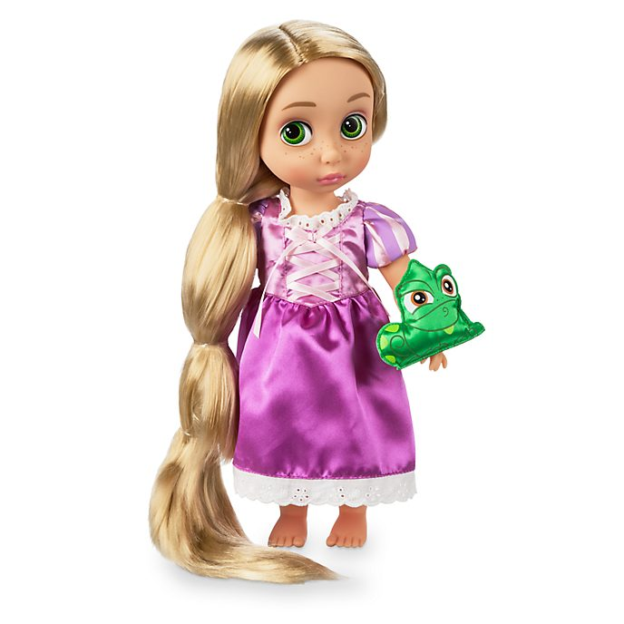 Disney Store - Disney Animators Collection - Rapunzel - Neu verföhnt - Rapunzel Puppe