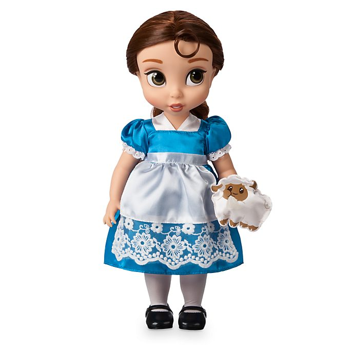 Disney Store Belle Animator Doll