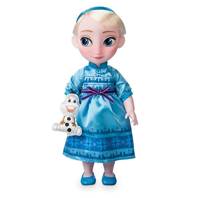 Muñeca Elsa, Frozen, Disney Animators, Disney Store