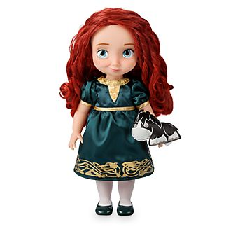 Disney Store - Disney Animators Collection - Merida - Legende der Highlands - Merida Puppe