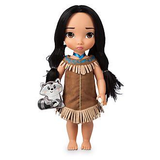 Disney Store Pocahontas Animator Doll