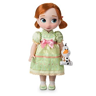 Disney Store Anna Animator Doll, Frozen