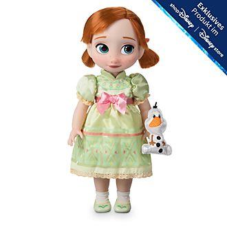 Disney Store - Disney Animators Collection - Die Eiskönigin - völlig unverfroren - Anna Puppe