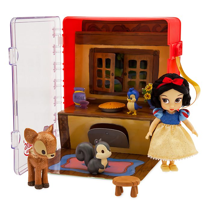 Disney Store - Disney Animators Collection - Schneewittchen - Spielset