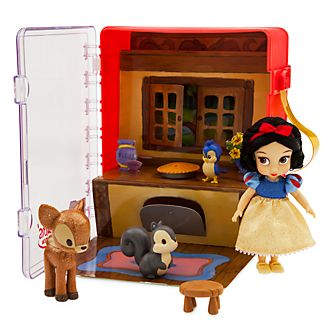 Disney Store - Disney Animators Collection - Schneewittchen - Spielset