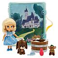 Disney Store Disney Animators' Collection Cinderella Playset