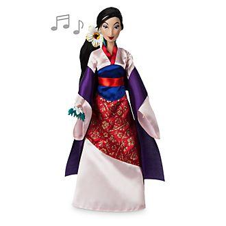 Disney Store Poupée musicale Mulan