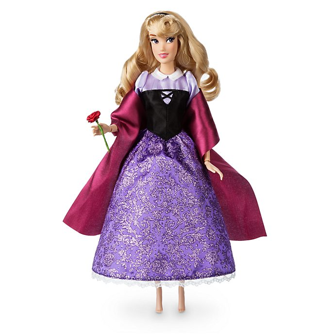 Disney Store Aurora Singing Doll, Sleeping Beauty