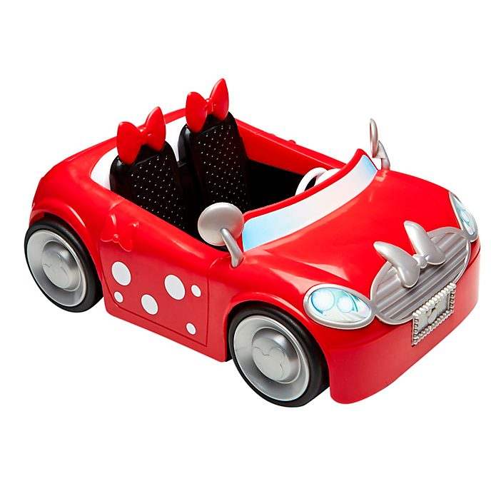 L'adorable cabriolet de Minnie