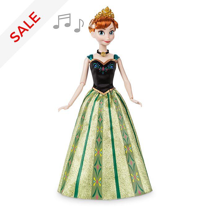 Disney Store - Anna - Singende Puppe