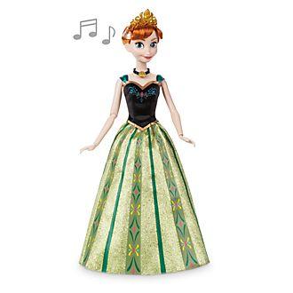 Bambola canora Anna Disney Store