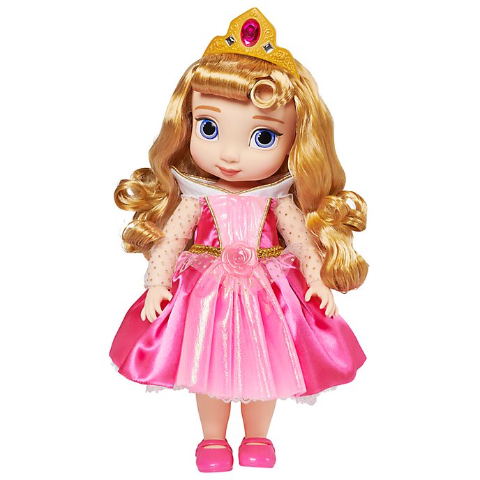 Disney Store - Disney Animators Collection - Aurora - Puppe in Sonderedition