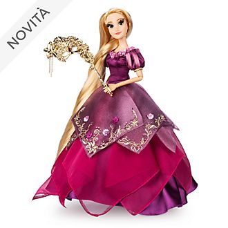 Bambola Rapunzel collezione Designer edizione limitata Disney Store