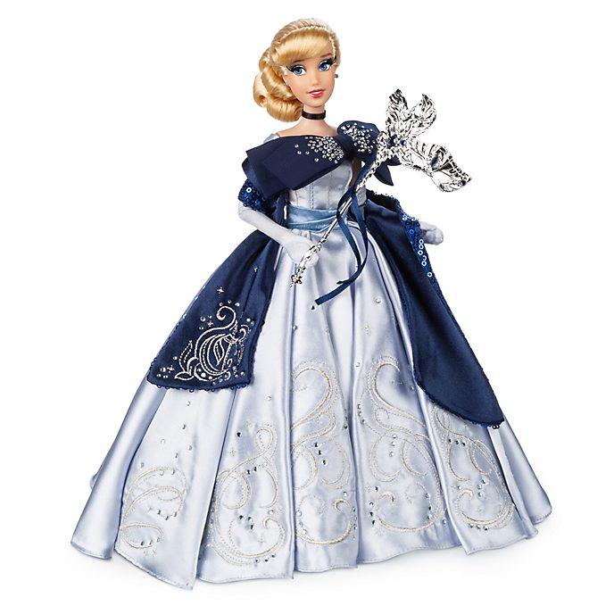 Muñeca edición limitada Cenicienta, Disney Designer Collection, Disney Store