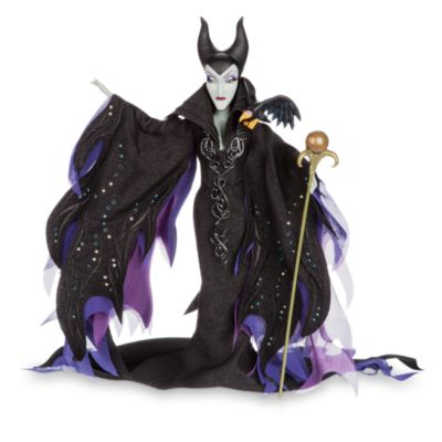 Disney Fairytale Designer Collection Aurora and Maleficent Limited Edition Dolls