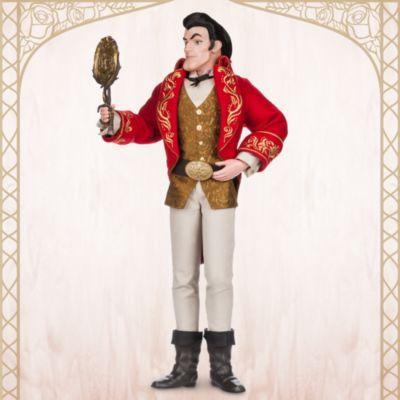 Die Schöne und das Biest - Gaston Puppe in limitierter Edition