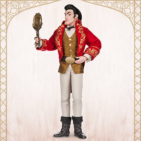 Bambola Gaston edizione limitata, La Bella e la Bestia