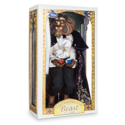 Beast Limited Edition Doll Beauty And The Beast