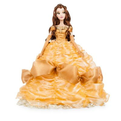 Belle And Beast Limited Edition Doll Set