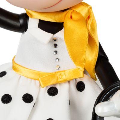 Poup e minnie de la collection minnie mouse signature en dition limit e - La petite boutique de minnie ...