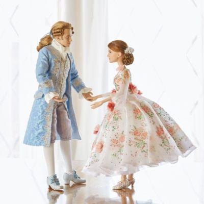 Bambole in edizione limitata Belle e il Principe, La Bella e la Bestia