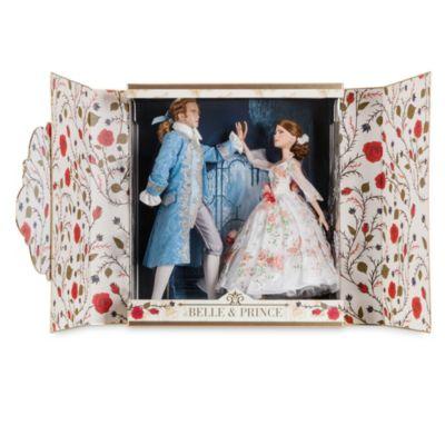Belle og Prince dukker i begrænset udgave, Skønheden og Udyret