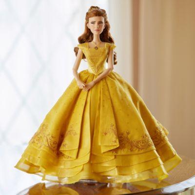 Die Schöne und das Biest - Belle-Puppe in limitierter Edition