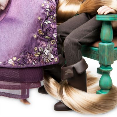 Disney Designer Collection Rapunzel og Flynn dukker