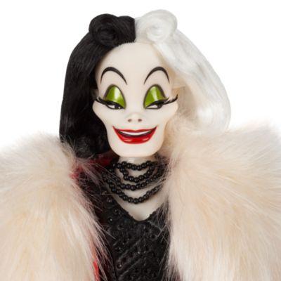 Disney Designer Collection Cruella de Vil dukke