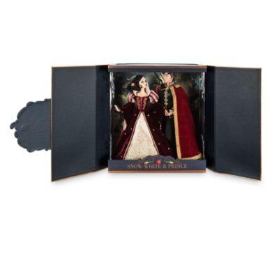 Muñecos de Blancanieves y el Príncipe Edición Limitada, Art of Snow White
