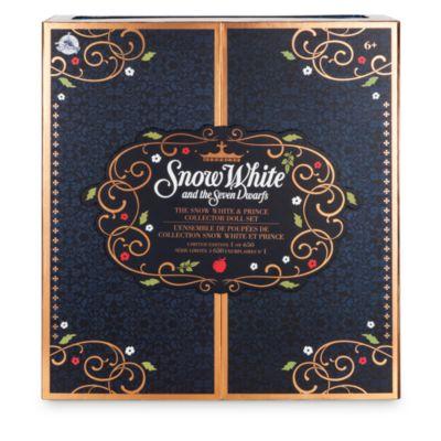 Art of Snow White - Limitierte Edition - Puppenset Schneewittchen und der Prinz