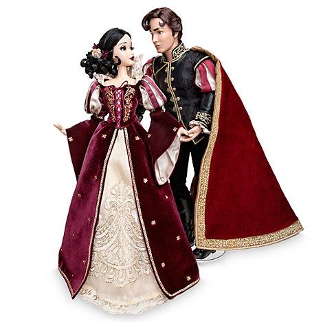 Snehvide og Prinsen dukker, Art of Snow White, begrænset oplag