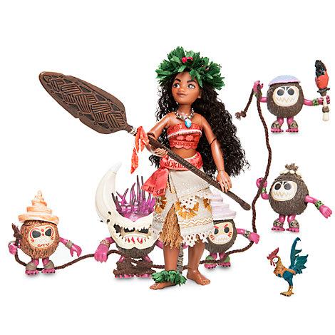 Vaiana Puppe der Disney Designer Collection