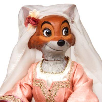 Disney Designer Collection Robin Hood and Maid Marian Dolls